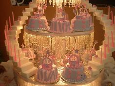 Filipino debut cakes - Google Search