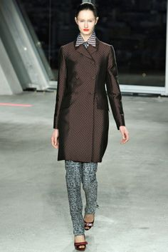 Jonathan Saunders Fall 2012 Ready-to-Wear