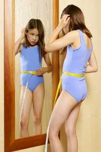 The subjective evaluation of your own physical self is called body image.