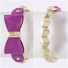 Pretty Pink Ribbon Bracelet Stretch New Pretty Pink Ribbon Bracelet Stretch New Jewelry Bracelets