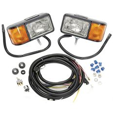 "Buyers Products 1311005 Buyers Halogen Sealed Beam Snowplow Light Kit >  Assembly: Unassembled. Mount Type: 1/2"" Swivel Bolt. Type: HP4666 Halogen Sealed Beams. Voltage: 12.  ... Check more at http://farmgardensuperstore.com/product/buyers-products-1311005-buyers-halogen-sealed-beam-snowplow-light-kit/"