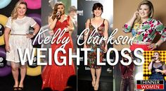 Kelly Clarkson Weight Loss before and after Results