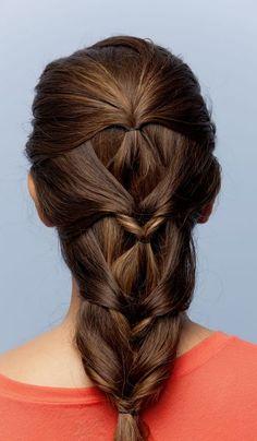 23 - Seu penteado está pronto!