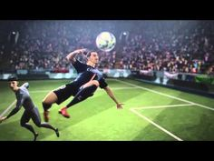 Nike Football Presents  Zlatan Ibrahimović