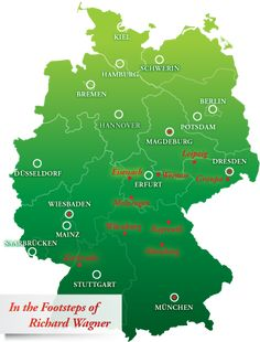 Wartburg Germany Map --> See more at http://www.everythingaboutgermany.com