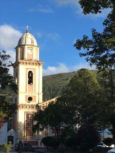 Iglesia de IZA, Boyaca, Colombia