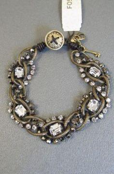 Love this bracelet #fossil