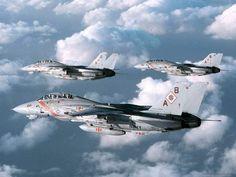 F-14 Tomcat Wallpapers