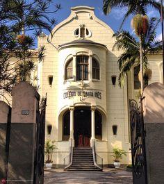 Santa Ines College. Sao Paulo / Brazil