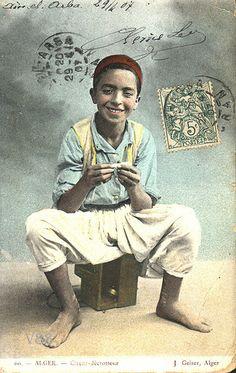 Algeria, 1907