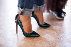 Louboutin coolness