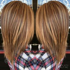 The copper hair by Angela von Valorie - Cool Style - Angela von Valorie& copper hair # - Medium Hair Cuts, Short Hair Cuts, Medium Hair Styles, Layered Haircuts Thin Hair, Pixie Haircuts, Pixie Bob Haircut, Front Hair Styles, Hair Front, Edgy Hair
