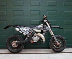 Cool Dirt Bikes, Motocross Love, Motorcross Bike, Ktm 125, Motard Bikes, Stunt Bike, Pit Bike, Street Bikes