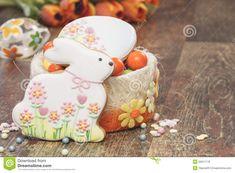 Resultado de imagem para biscoitos decorados para pascoa