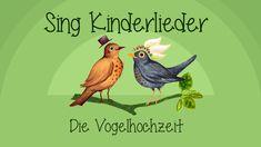 Die Vogelhochzeit - Kinderlieder zum Mitsingen | Sing Kinderlieder
