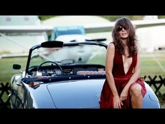 the touch of summer Citroen Ds, Space Car, Older Models, Cabriolet, Grid Girls, N Girls, Motor Car, Summer Time, Classic Cars
