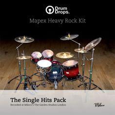 Mapex Heavy Rock Kit - Single Hits Pack