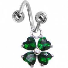 Sexy Irish Body Piercing Jewelry