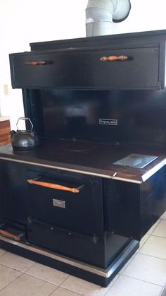 Wood cook stove...