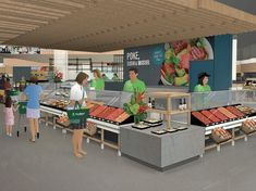 Hawai'i's largest grocery retailer opens a brand-new concept for Foodland Farms at Ala Moana Center next week.