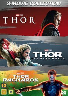 14,95e Thor 1-3