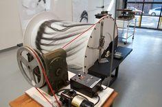 Lunar Solar Drawing Machine