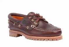 89.99$  Watch now - http://vivnb.justgood.pw/vig/item.php?t=ymvjsg30825 - TIMBERLAND 8211A HERITAGE 3 EYE HANDSEWN WOMEN'S BROWN BOAT SHOES SZ 6.5W(WIDE)