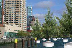 Cidade de Roterdã receberá projeto baseado em obra de arte