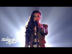 Angel: Halo | Grand Final Performance | Australia's Got Talent 2013.  she's 13.  check out more of her performances.  quite impressive.