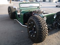 CJ Jeep Rat Rod | rat rod jeep cj 3 - JK-Forum