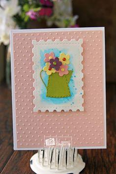 Liz's Paper Loft: MCT April Release Sneak Peek Day 1 ~ spring!