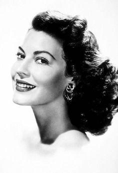 Ava Gardner 1952 Photo by Paul Hesse