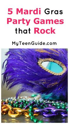 Looking for some fun Mardi Gras party games to rock your party bayou-style? Check out our favorite ways to make your Fat Tuesday party a blast!
