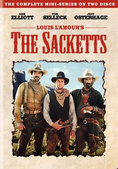 Tom Selleck AND the Sacketts?! Why haven't I seen this yet?!
