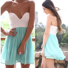 I would wear this in the summer :)