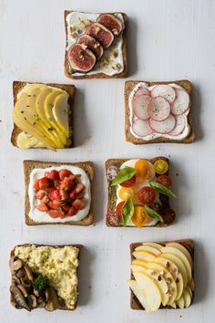 Often when I'm food shopping in Switzerland, I'll take a little amble through the deli section and on more than one occasion I've noticed that the cabinets have been full of the most beautiful, artistic open faced sandwiches. The toppings range to ALL manner of things, and I wondered what they were. They looked too …