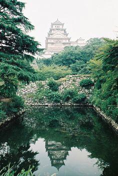 Himeji Castle (The World Cultural Heritage), Japan