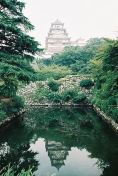 Himeji Castle (The World Cultural Heritage), Japan