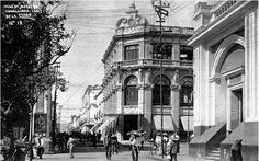 Calle Morelos, Guadalajara.