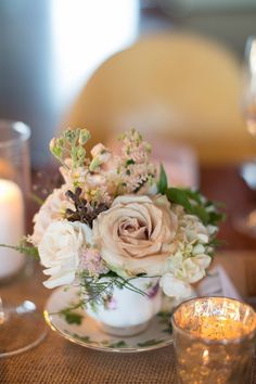 Romantic Chicago Wedding Glimmers - MODwedding