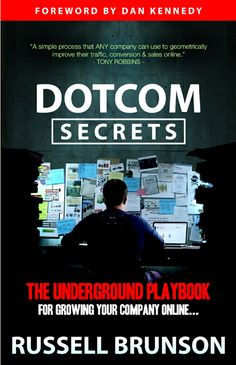DOTCOM Secrets by Russel Brunson {Book Review}