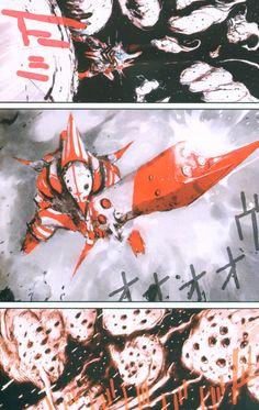 Tsutomu Nihei - Winged Armor Suzumega