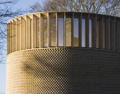 Níall McLaughlin Architects > Bishop Edward King Chapel, Oxford