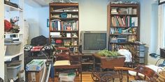 Image result for cluttered room