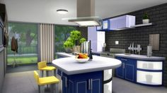 Mado kitchen at Fezet's Corporation via Sims 4 Updates