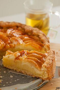 Mascarpone - appeltaart recept van Caroline Brouwer blog (Rudolph van Veen)