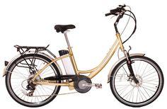 E-Moto Ridge 4.5 Electric Bicycle: Keep the Energy where YOU need it!