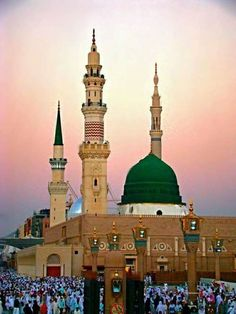 Do you know these three qualities whoever possesses these qualities will have the sweetness(delight) of faith --Read Islamic Images, Islamic Pictures, Islamic Art, Islamic Quotes, Al Masjid An Nabawi, Medina Mosque, Ramadan, Green Dome, Sea Wallpaper