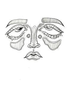 Kunst Inspo, Art Inspo, Cool Art Drawings, Art Drawings Sketches, Indie Drawings, Weird Drawings, Pretty Art, Cute Art, Indie Art