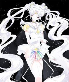 セーラーコスモス / Sailor Cosmos - Sailor Moon fanart
